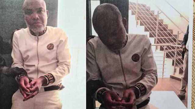 Nnamdi Kanu arrested, to be tried in Nigeria