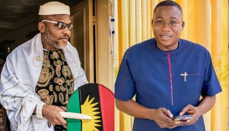 Kanu and Igboho