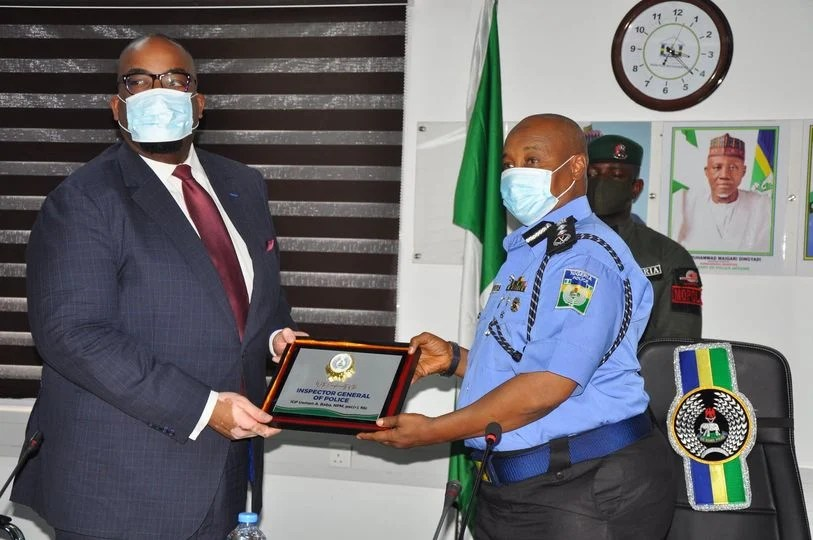 IGP, NBA president meet to advance Nigeria's criminal justice system
