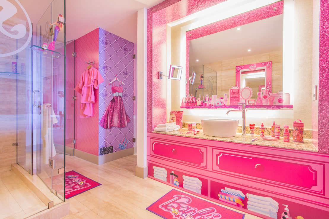 Inside The Barbie Room At Hilton Panama