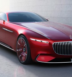 will the all electric mercedes maybach 6 could be a rolls royce killer  [ 1400 x 795 Pixel ]