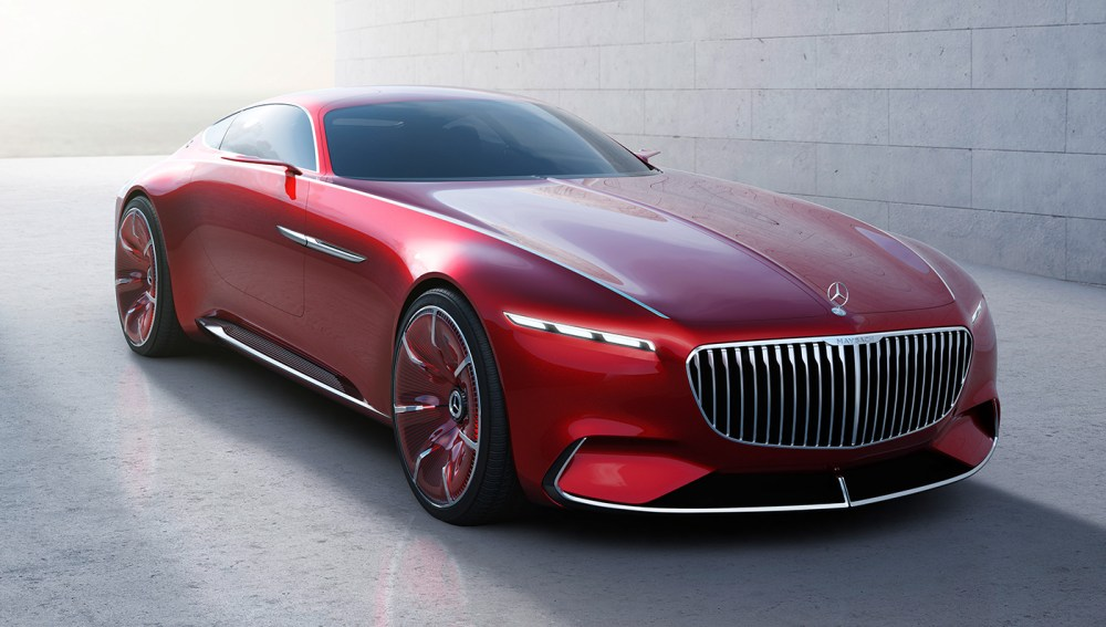 medium resolution of will the all electric mercedes maybach 6 could be a rolls royce killer
