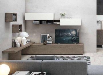 Muebles Baratos Y Modernos   Comedores Salones Living Comedor ...