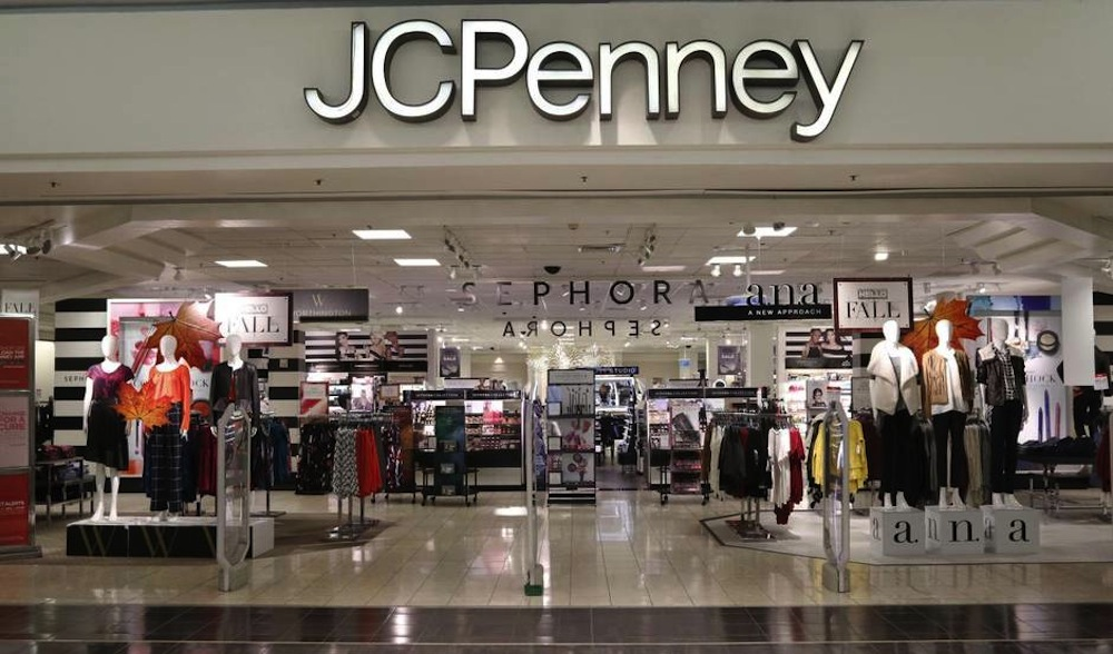 JCPenneys New Lease On Mall Life  PYMNTScom