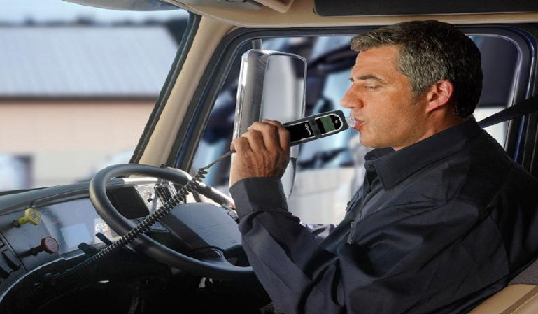 Alcolock, o el fin del alcohol al volante
