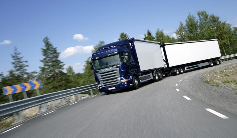 Los transportistas españoles sancionados en Andorra