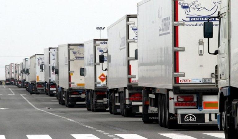 El transporte en carretera en crecimiento