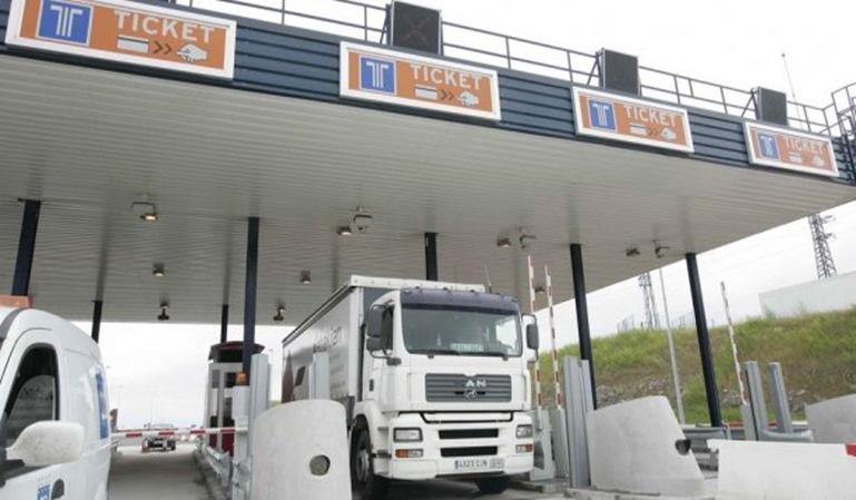 Nuevo peaje para camiones en Gipuzkoa