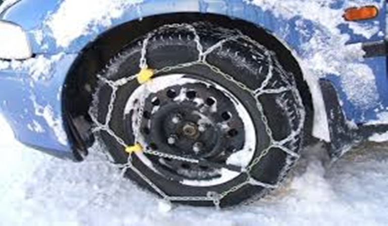 Cadenas de nieve: consejos de uso