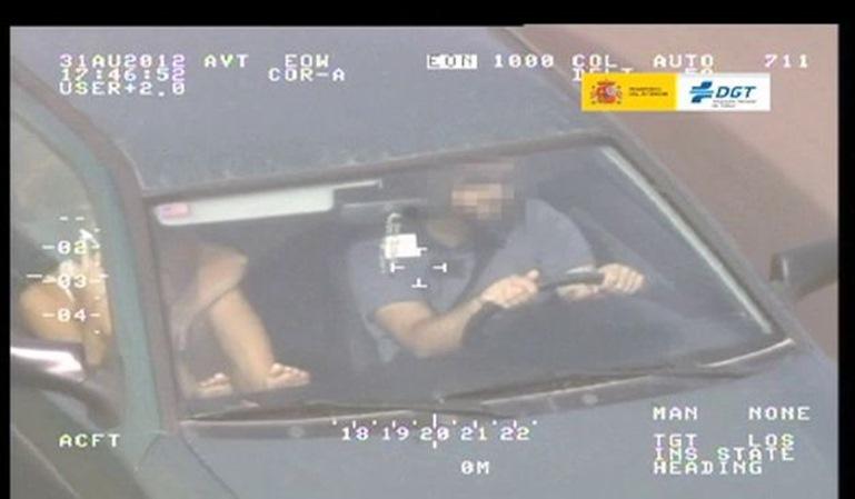 Los radares de cinturón ya están en marcha