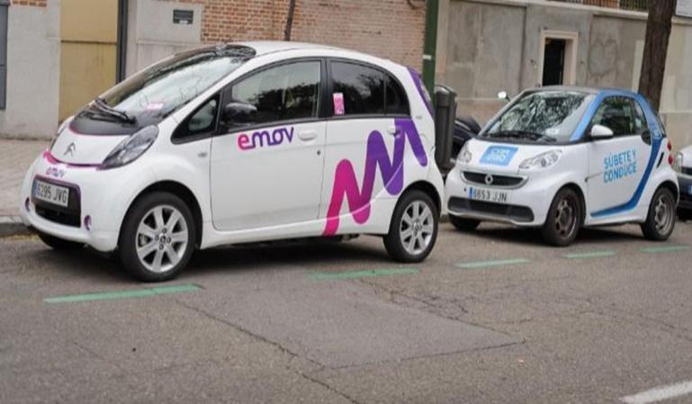 Usar carsharing y sus inconvenientes