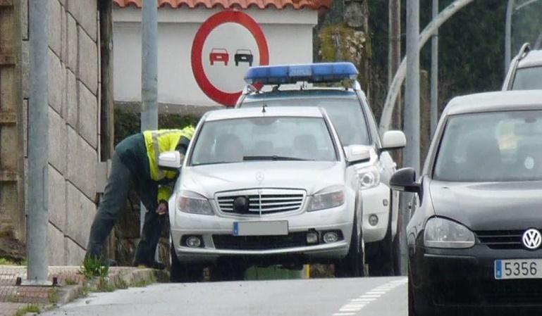 Controles de velocidad en coches particulares
