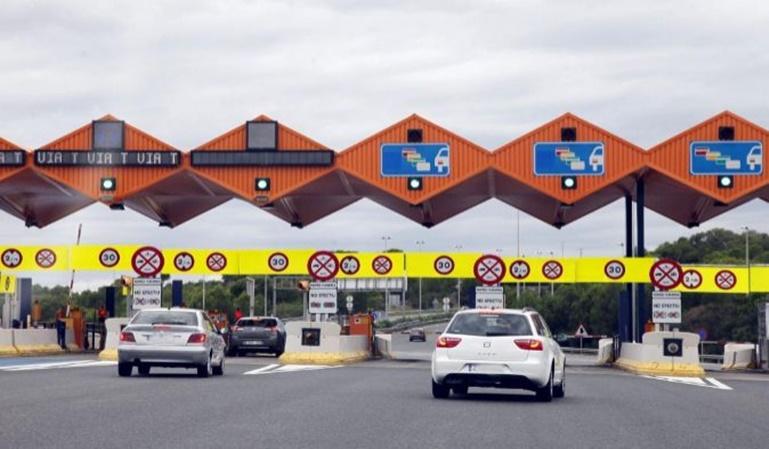 Los españoles no quieren pagar peaje para acceder al centro