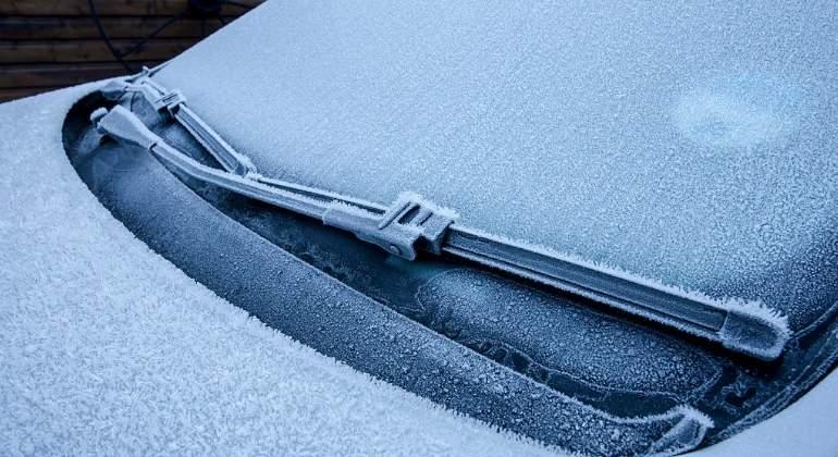 Quitar el hielo de los parabrisas