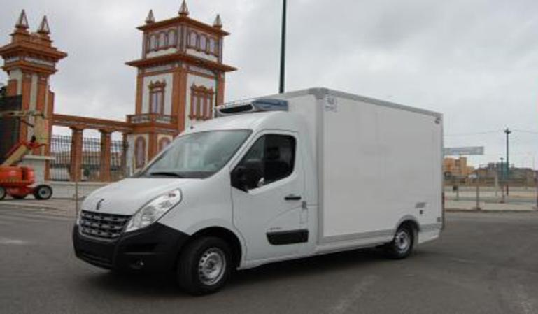 Vigilancia especial para vehículos de transporte