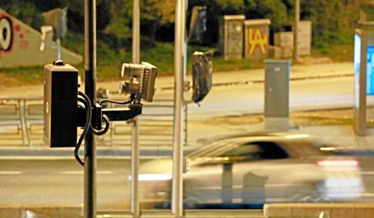 El radar de tramo de la A-5 es el que más multas pone al día