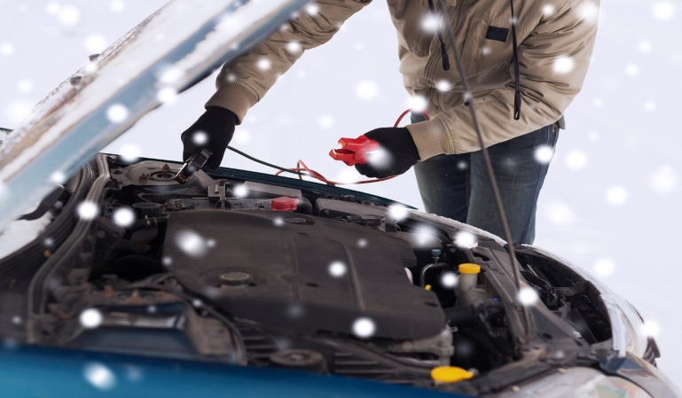 ¿Problemas para arrancar el coche con la llegada del frío?