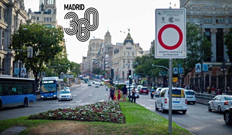 Madrid 360: toda la información para poder circular