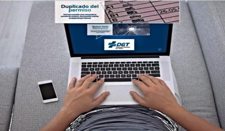 Se puede solicitar on line el duplicado del permiso de circulación