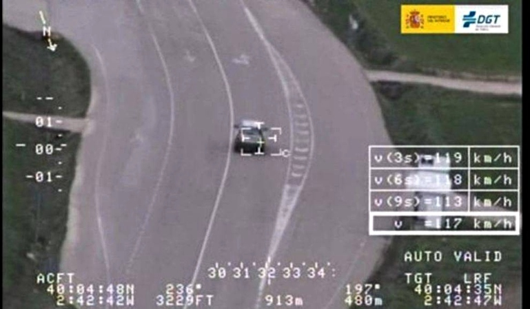 Sentencia contra la DGT: imprescindible indentificar al conductor