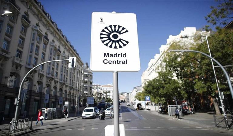 Estimado el recurso de Pyramid Consulting que anula Madrid Central