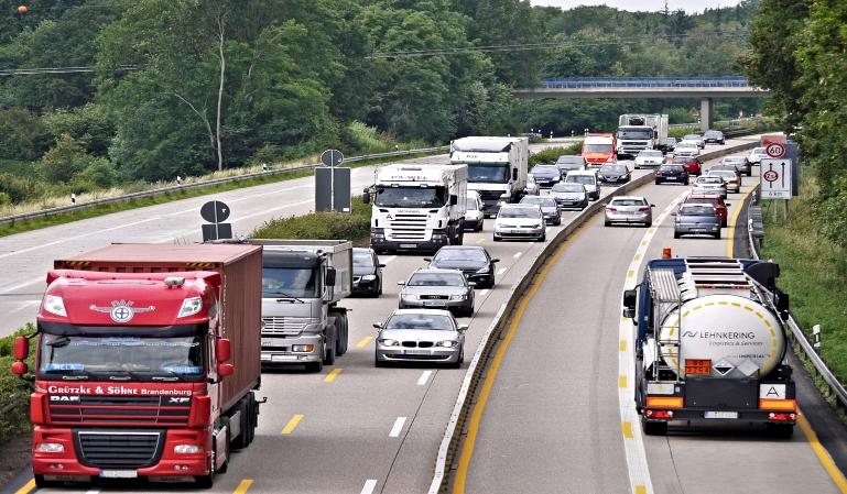Menos Restricciones a camiones en algunos países europeos