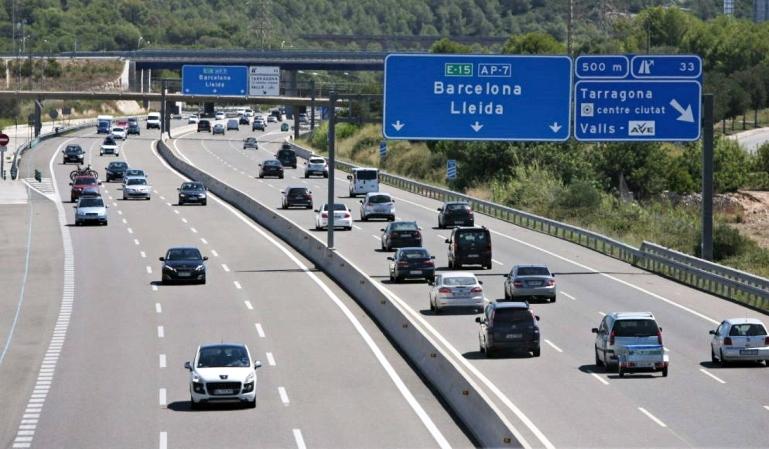 El transporte profesional en la Generalitat no es servicio esencial