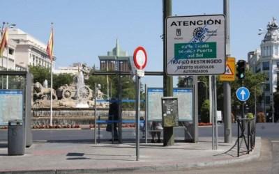 ¿Cómo se podrá circular en ciudades de más de 50.000 habitantes?