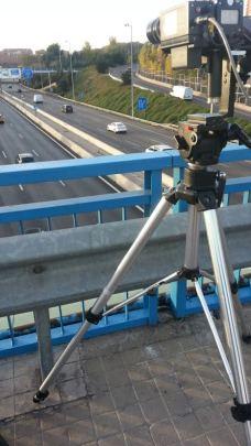 Radar puente de la M-30