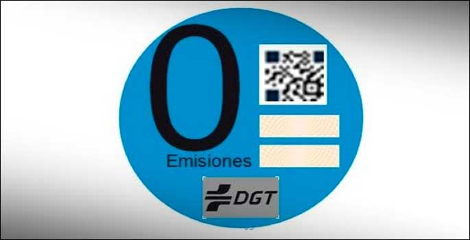 La DGT distingue y premia a los coches menos contaminantes
