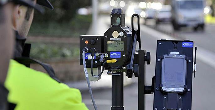 DGT y su nueva política de radares en carretera