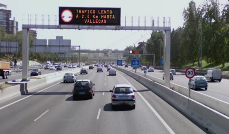 Los dos radares que más multas ponen en Madrid