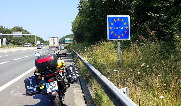 Las falsas multas de tráfico llegadas de Francia