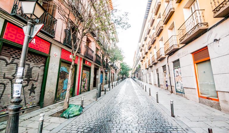 Madrid y su proyecto para cerrar el tráfico del centro