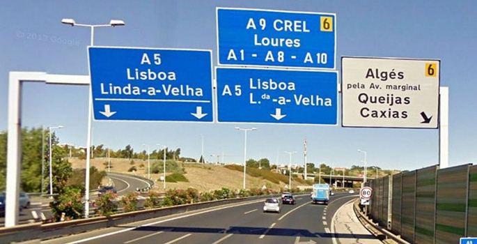 Portugal no pondrá multas de tráfico durante un mes