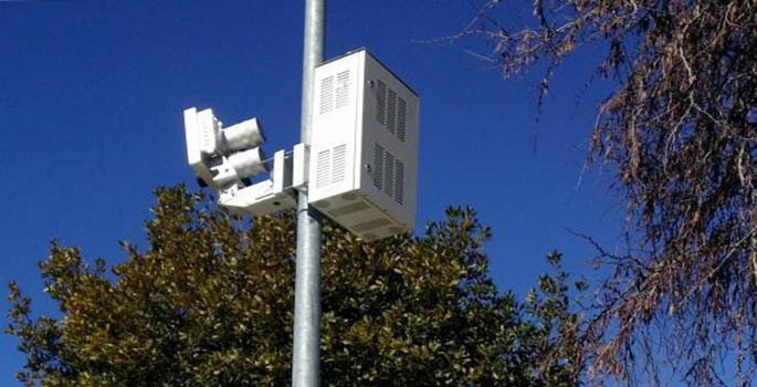 Radares clandestinos cuyas multas benefician al alcalde