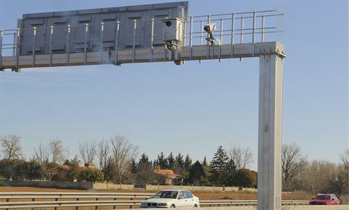 Un conductor llega a acumular más de 40.000 euros en multas de tráfico