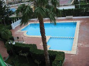 Apartamentos Cancun  Playa De Ganda  Valencia