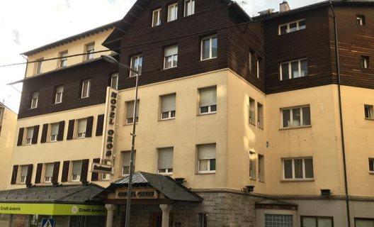 Hotel Evenia Oros Encamp Andorra