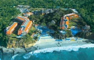 Hotel Palladium Vallarta Resort  Spa All Inclusive  Punta De Mita  Puerto Vallarta