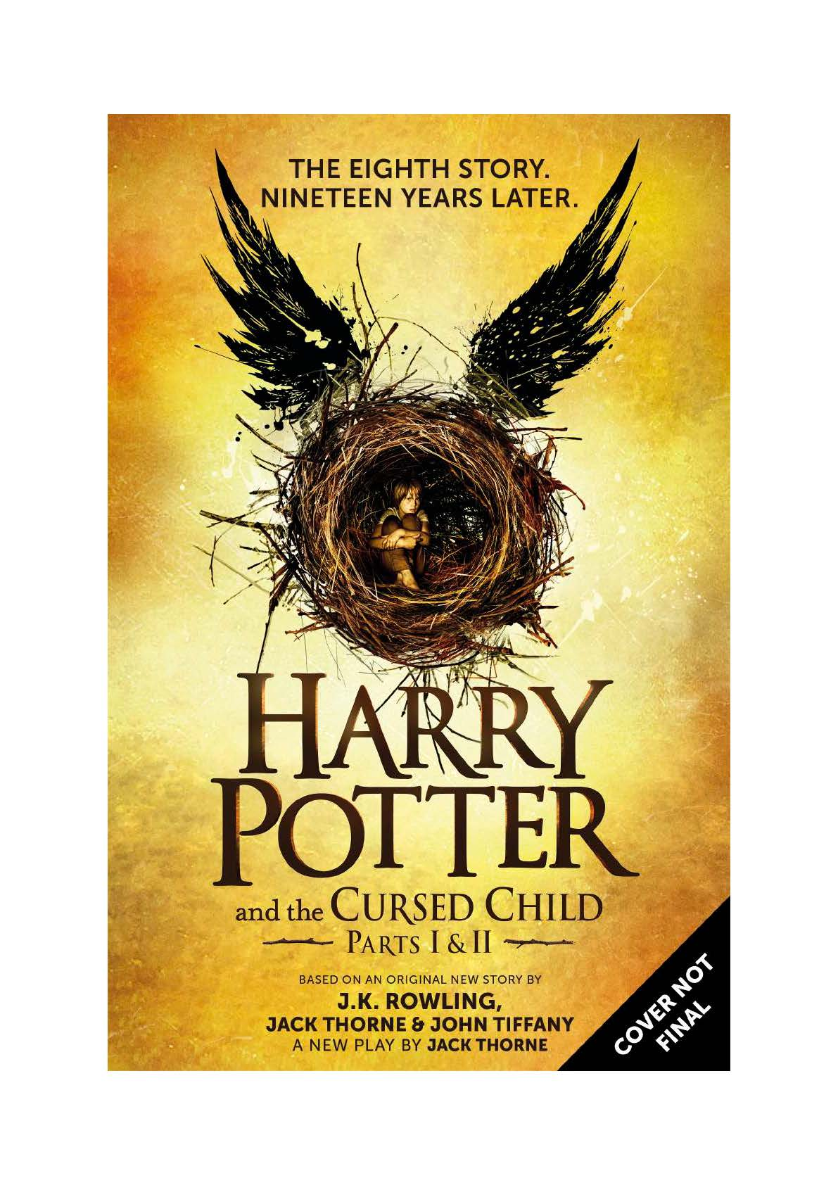 Scholastic Canada To Publish New Harry Potter