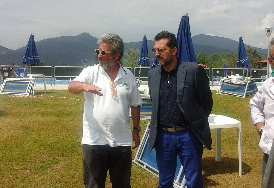 Parte la stagione estiva alla piscina comunale  Attualit Cascina