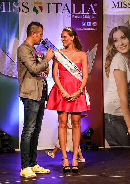 Miss Cinema Toscana 2018  una pisana  Spettacoli BIBBONA