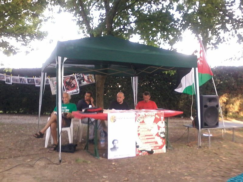 Festa Rossa parole e immagini su Gaza  Cultura Casciana Terme  Lari