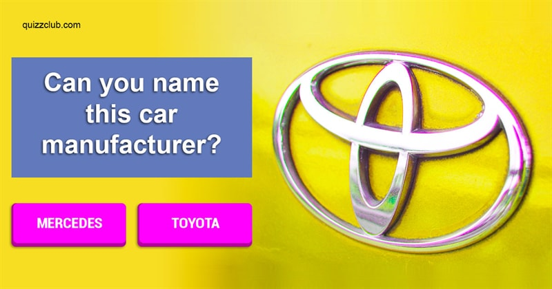 name the car manufacturer
