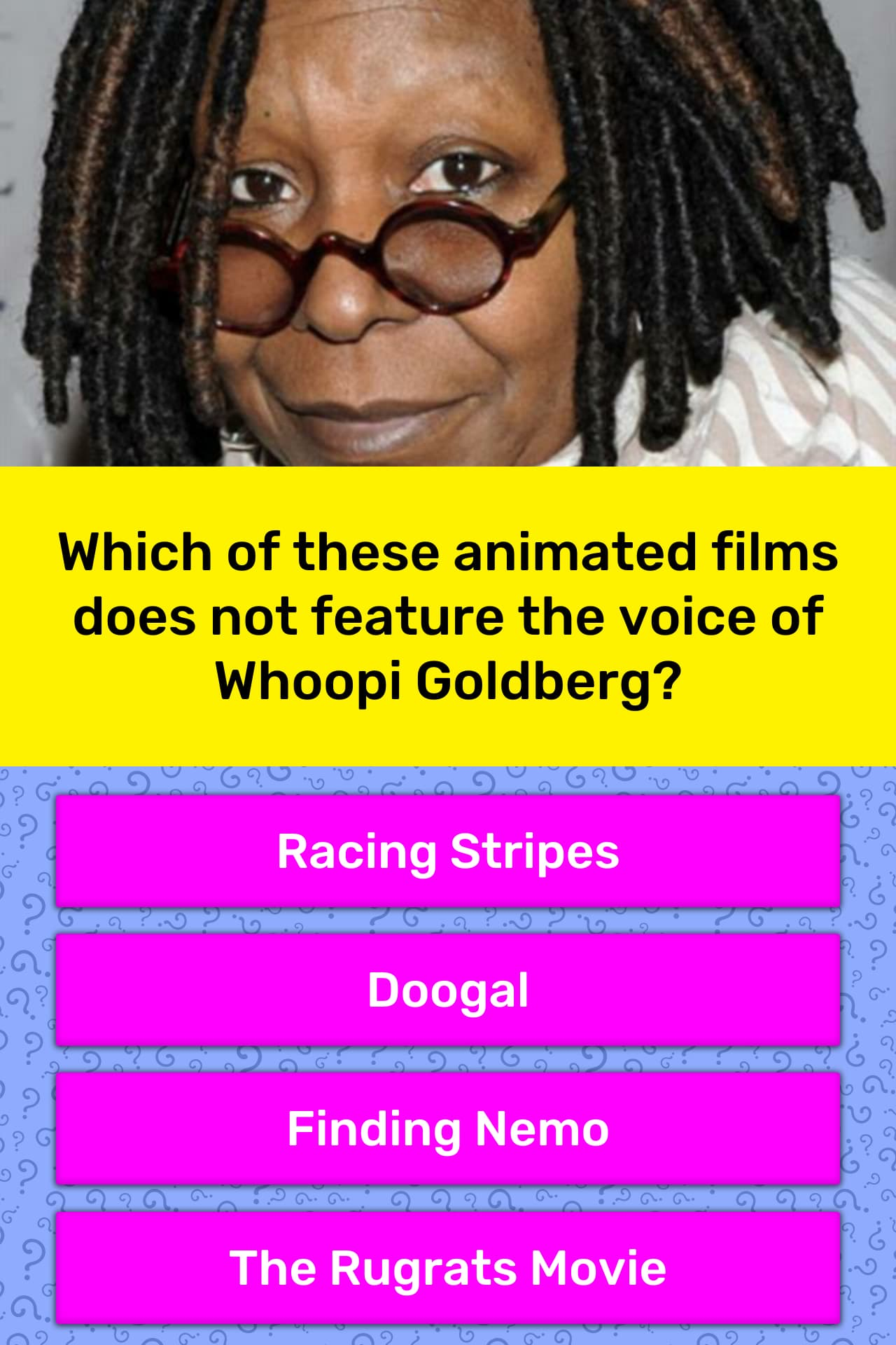 Which Of These Animated Films Does