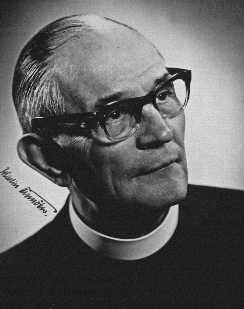 Image result for Friedrich Gustav Emil Martin Niemöller