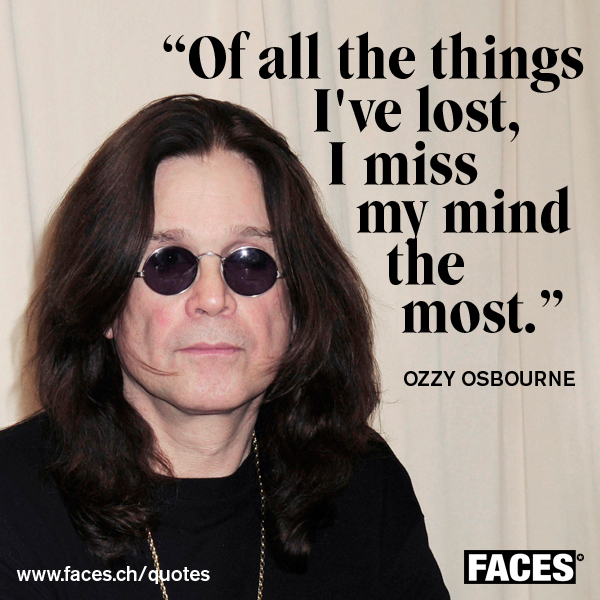 Image result for ozzy osbourne quotes