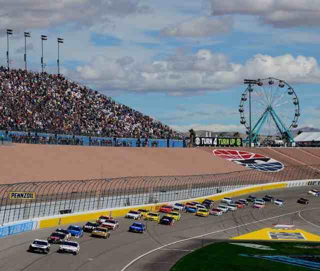 Las Vegas Tv Schedule September  Nascar Weekend Racing News