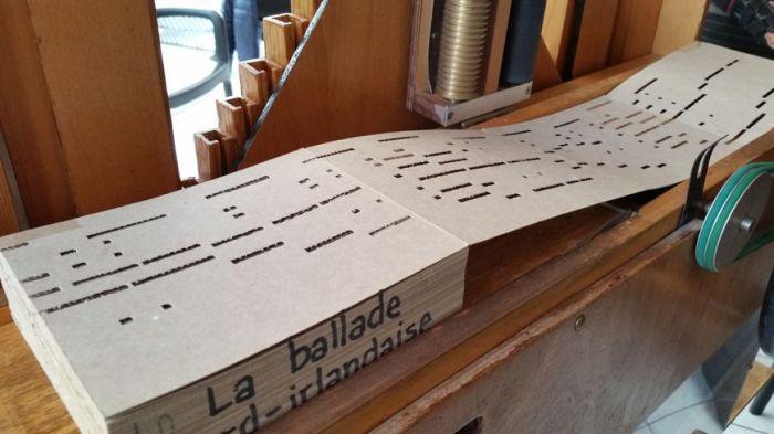 """Résultat de recherche d'images pour """"cartes perforées musique"""""""